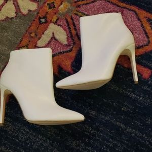 RAYE Congo White Boot. SOLD OUT